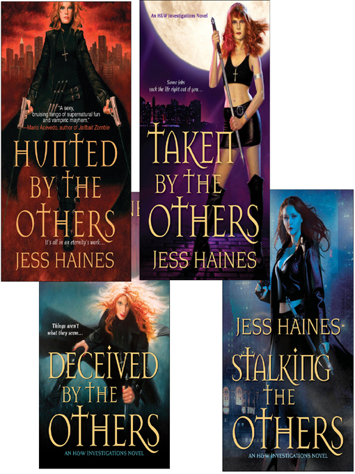 Jess Haines Bundle: Hunted By The Others, Taken By The Others, Deceived By The Others, Stalking The Others By: Jess Haines