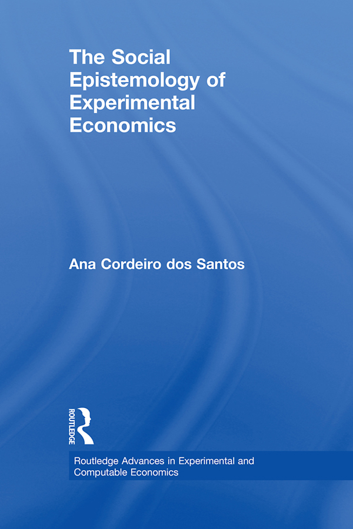 The Social Epistemology of Experimental Economics