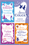 Jenny Colgan 3-Book Collection: Amandas Wedding, Do You Remember The First Time?, Looking For Andrew Mccarthy
