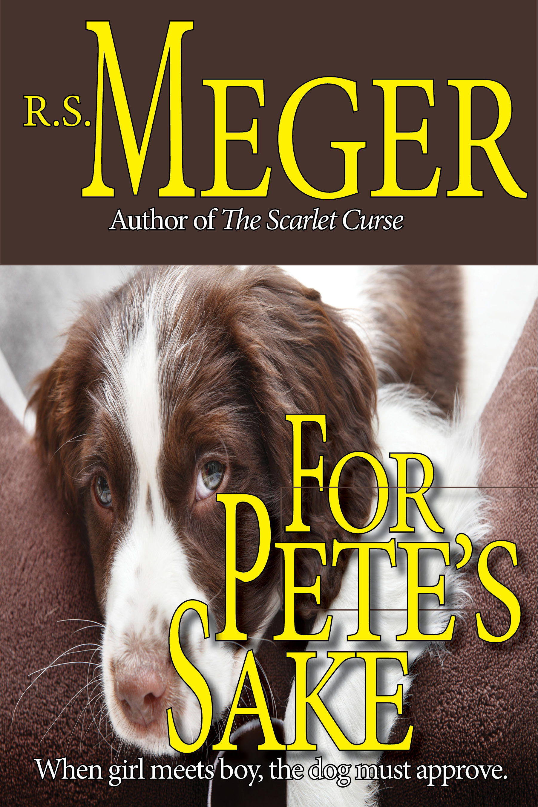 Rita S. Meger - For Pete's Sake
