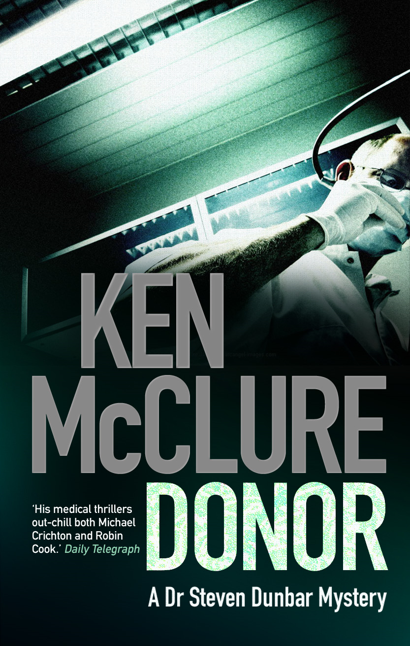 Donor By: Ken McClure