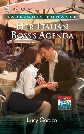 Her Italian Boss's Agenda By: Lucy Gordon
