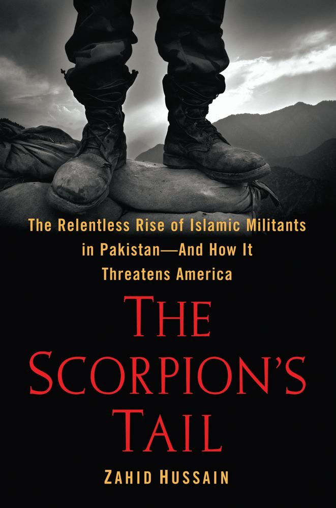 The Scorpion's Tail By: Zahid Hussain