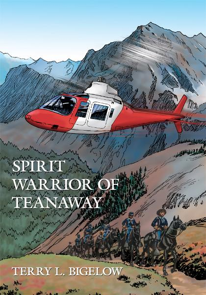 Spirit Warrior of Teanaway
