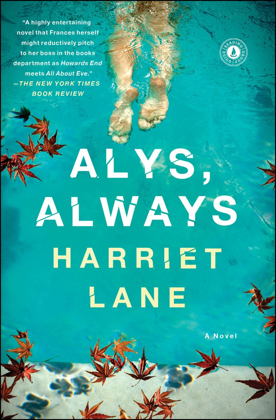 Alys, Always By: Harriet Lane