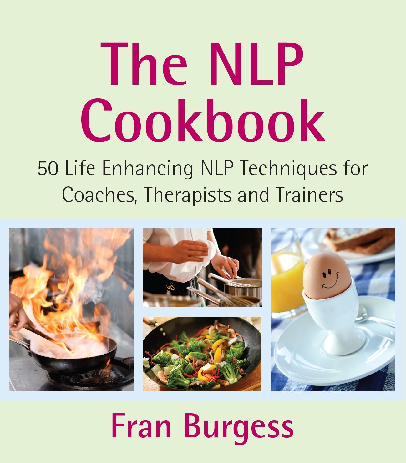 The NLP Cookbook By: Fran Burgess