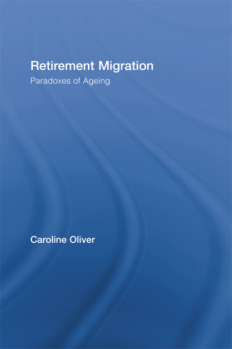 Retirement Migration
