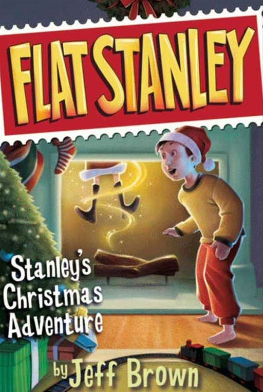 Cover Image: Stanley's Christmas Adventure