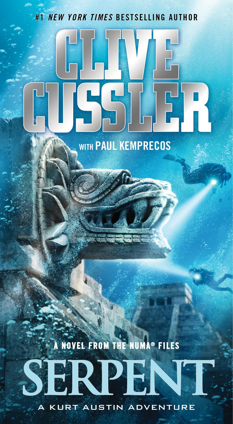 Serpent By: Clive Cussler,Paul Kemprecos