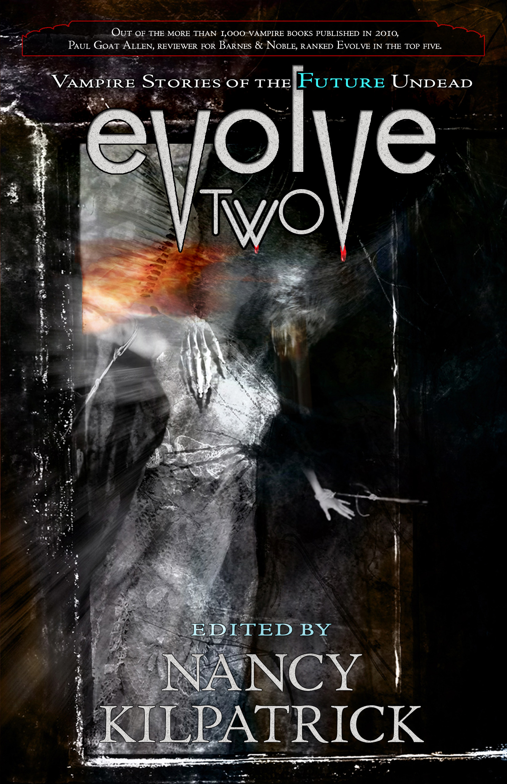 EVOLVE TWO By: Nancy Kilpatrick