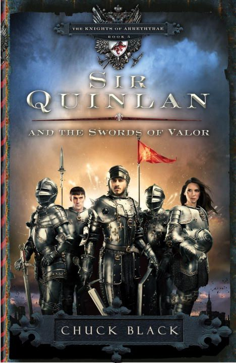 Cover Image: Sir Quinlan and the Swords of Valor
