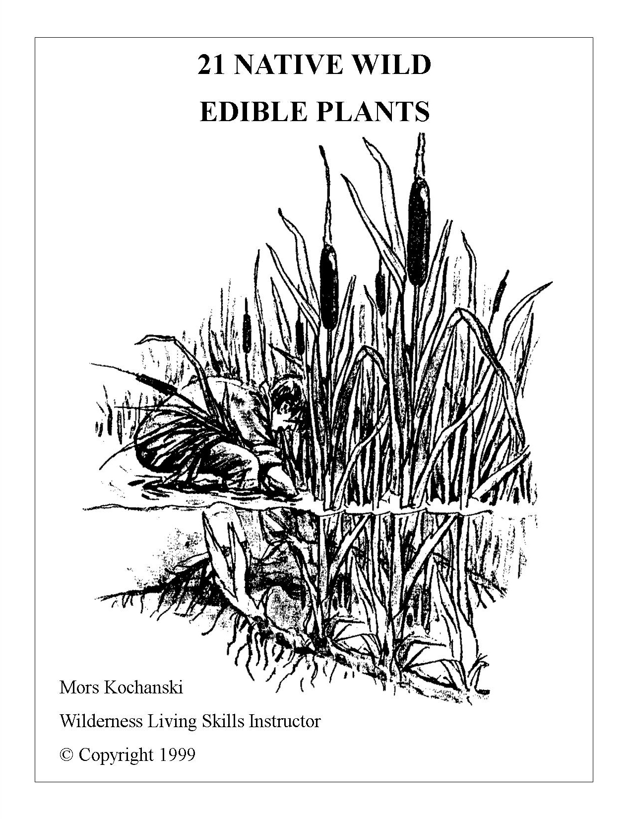 21 Native Wild Edible Plants