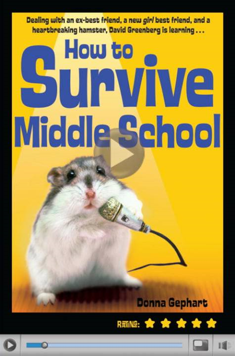 Cover Image: How to Survive Middle School