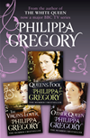 Philippa Gregory 3-Book Tudor Collection 2: The Queens Fool, The Virgins Lover, The Other Queen: