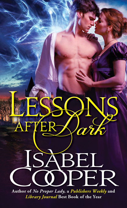 Lessons After Dark By: Isabel Cooper