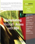 Automating Microsoft Access with VBA By: Mike Sales Gunderloy,Susan Sales Harkins