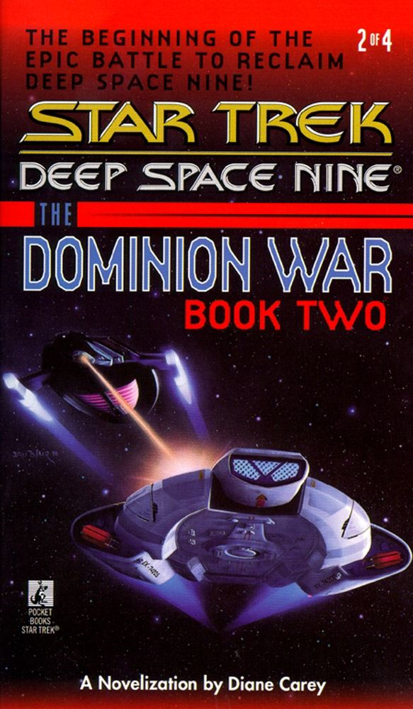 Star Trek: The Dominion Wars: Book 2