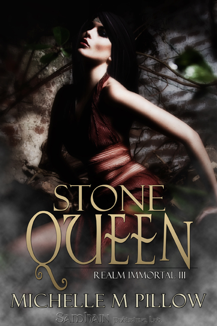 Stone Queen By: Michelle M. Pillow