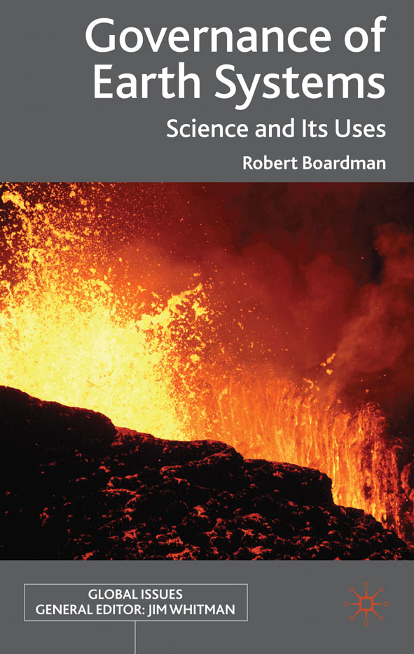 Governance of Earth Systems Science and Its Uses