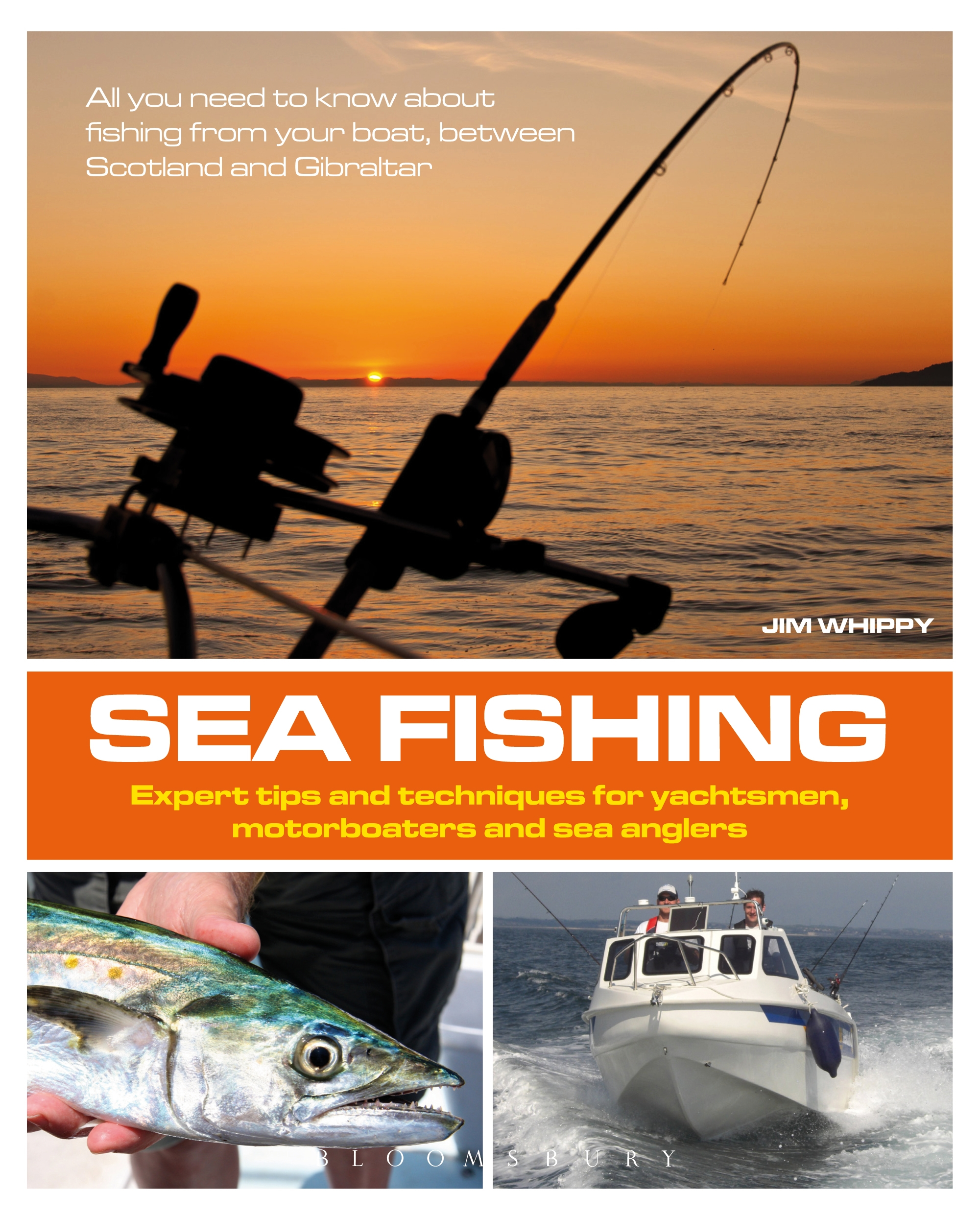 Sea Fishing Expert Tips and Techniques for Yachtsmen,  Motorboaters and Sea Anglers