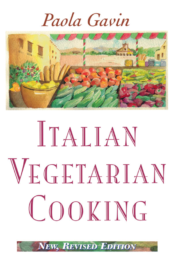 Italian Vegetarian Cooking, New, Revised