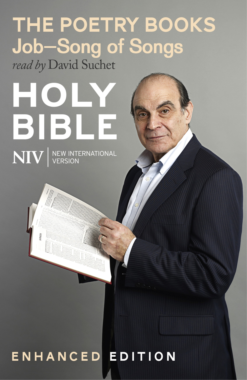 NIV Bible: the Poetry Books (Enhanced Edition) Job?Song of Songs (read by David Suchet)
