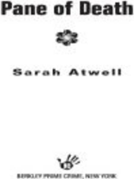 Pane of Death: A Glassblowing Mystery By: Sarah Atwell