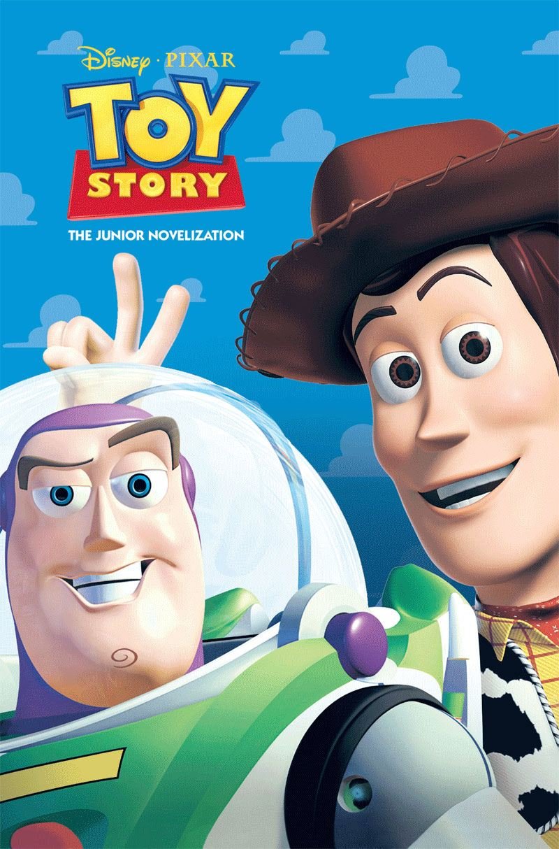 Toy Story Junior Novel By: Disney Press