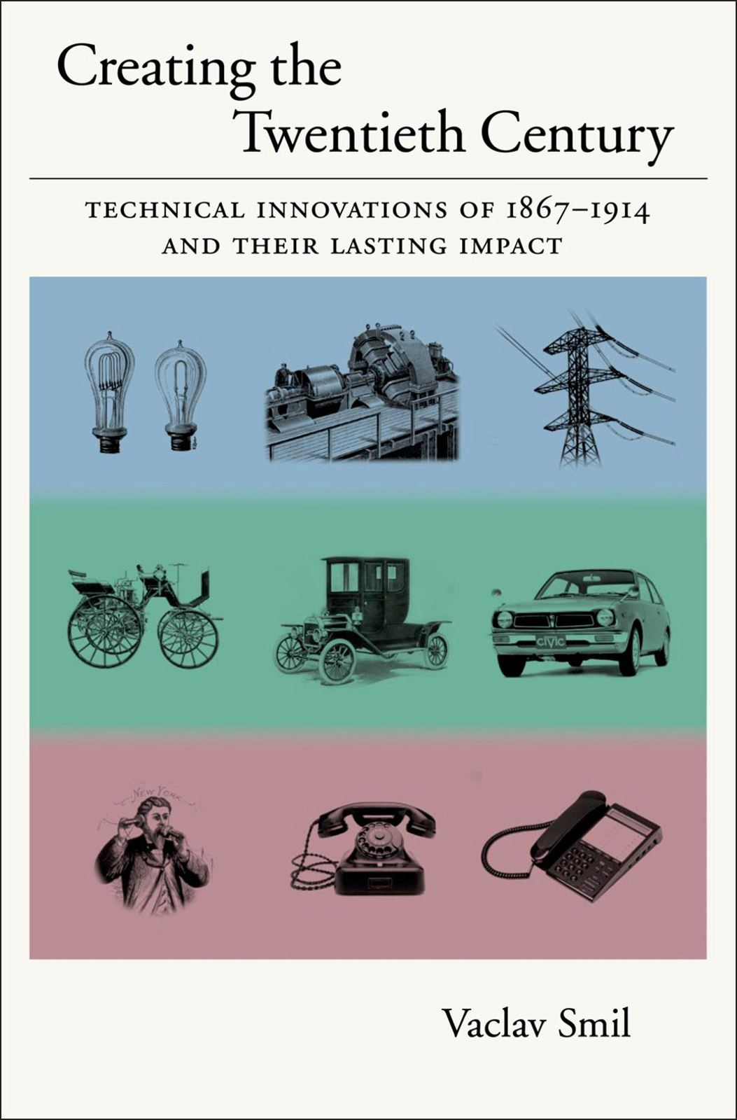 Creating the Twentieth Century : Technical Innovations of 1867-1914 and Their Lasting Impact