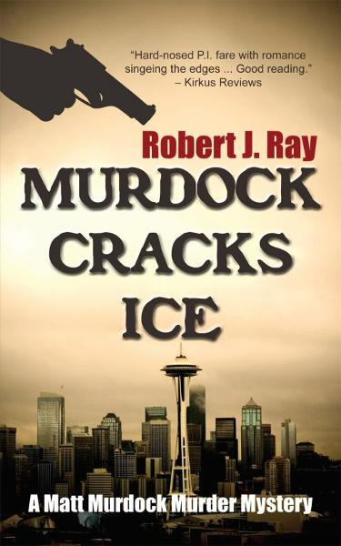 Murdock Cracks Ice