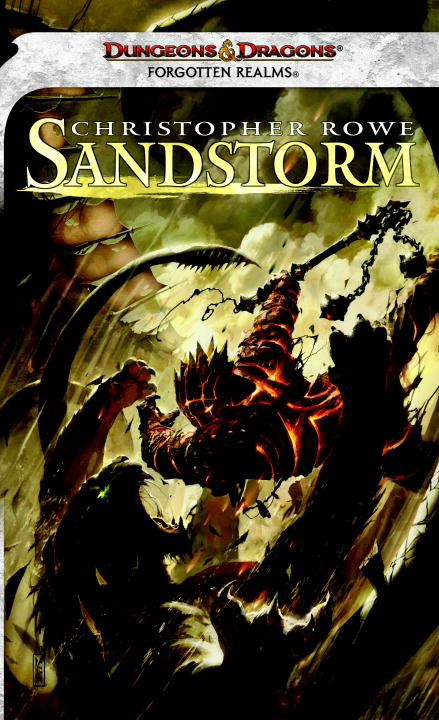 Sandstorm By: Christopher Rowe