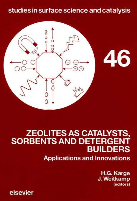 Zeolites as Catalysts, Sorbents and Detergent Builders: Applications and Innovations