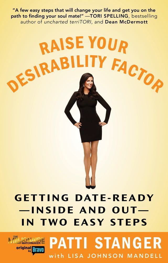 Raise Your Desirability Factor By: Patti Stanger