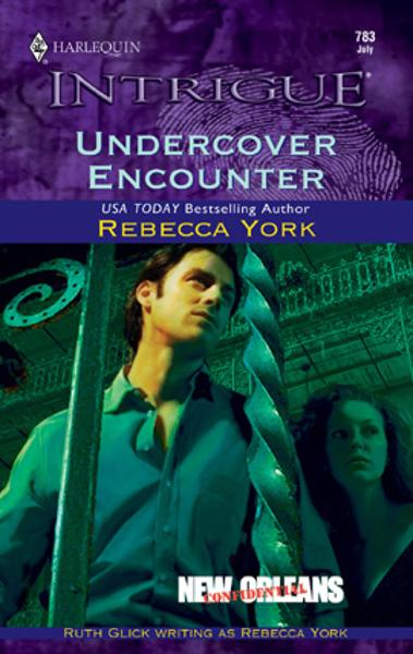 Undercover Encounter By: Rebecca York