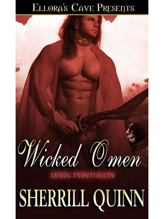 Wicked Omen (Dark Pantheon, Book One)