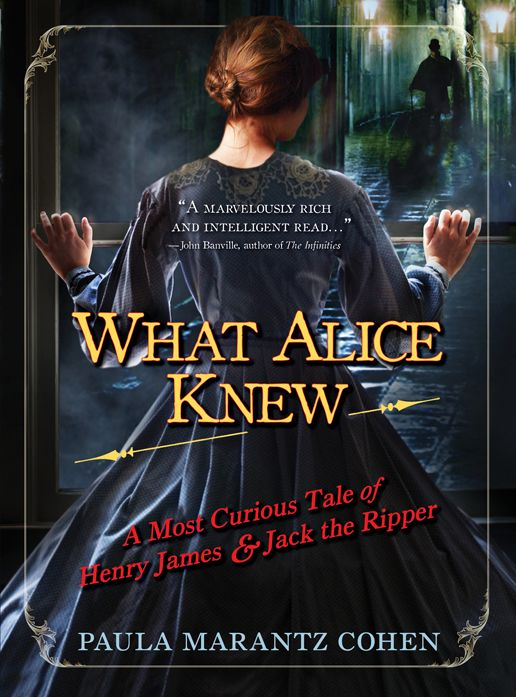 What Alice Knew By: Paula Marantz Cohen