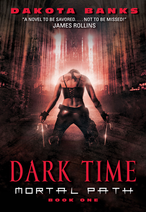 Dark Time By: Dakota Banks