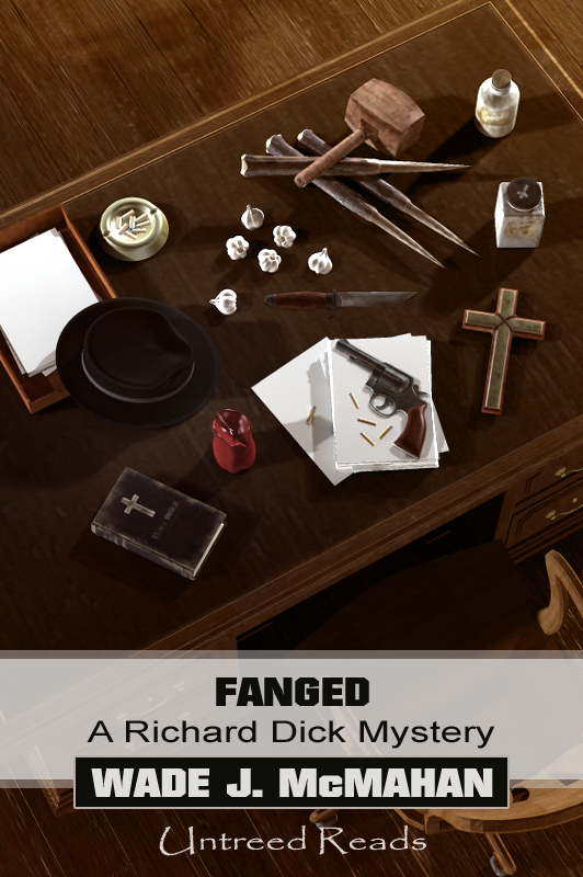 Fanged (A Richard Dick Mystery #5)