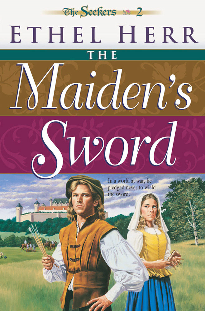 Maiden's Sword, The (Seekers Book #2)
