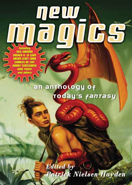 Cover Image: New Magics