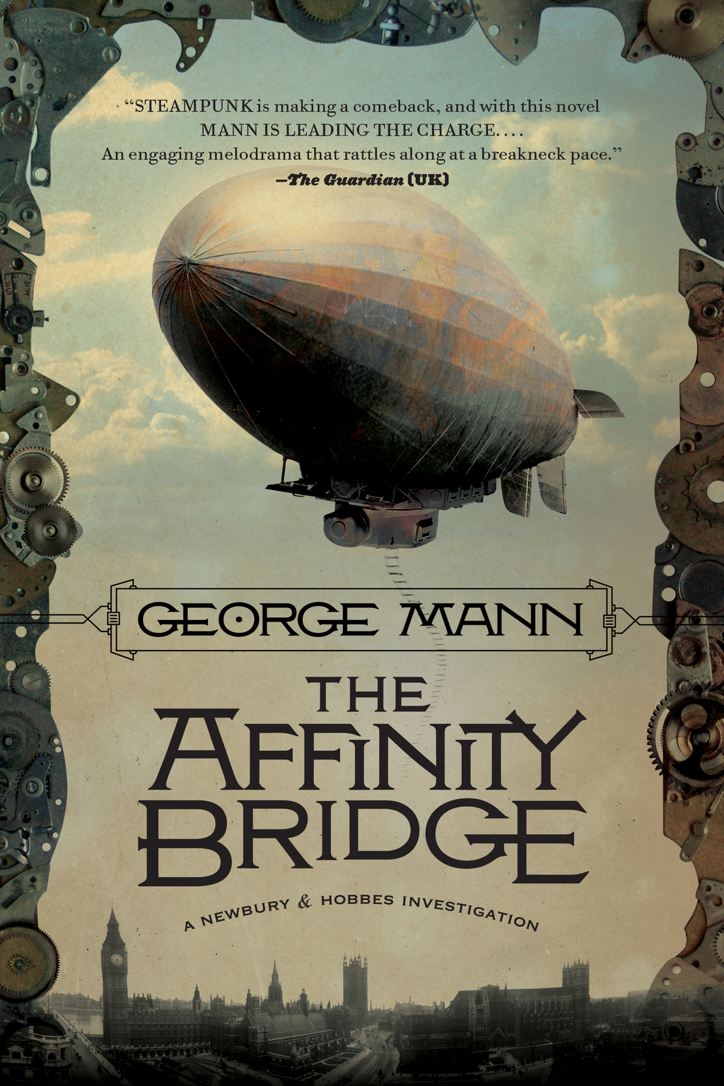 The Affinity Bridge By: George Mann