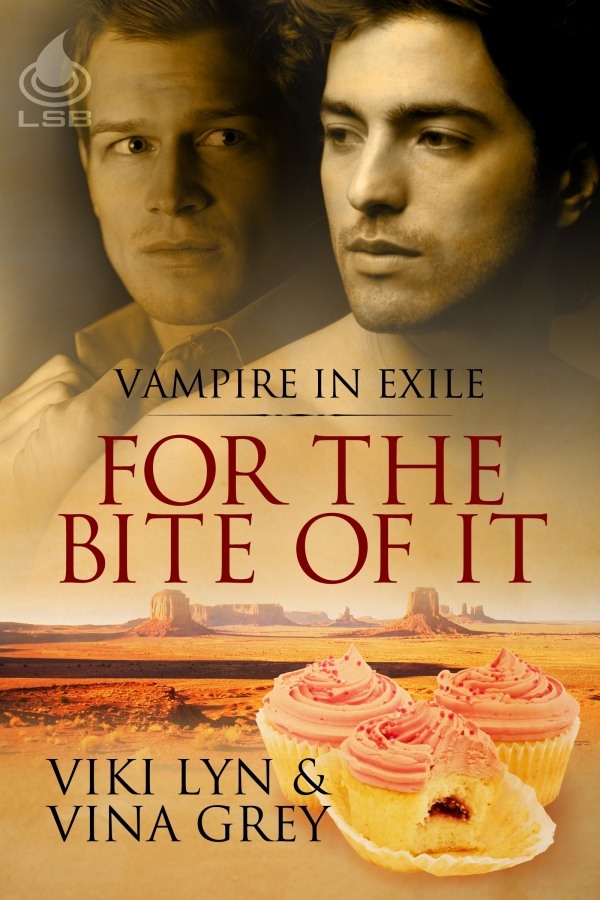 For the Bite of It By: Viki Lyn,Vina Grey