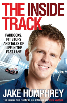 The Inside Track Paddocks, Pit Stops and Tales of My Life in the Fast Lane