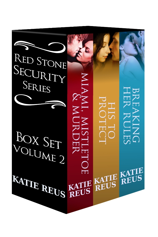 Red Stone Security Series Box Set - Volume 2