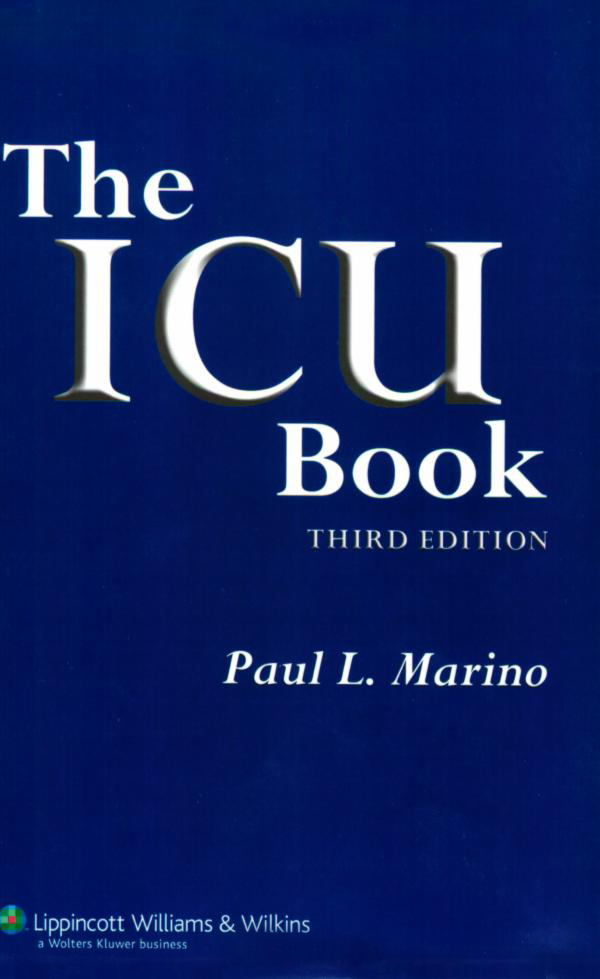 The ICU Book By: Kenneth M. Sutin,Paul L. Marino