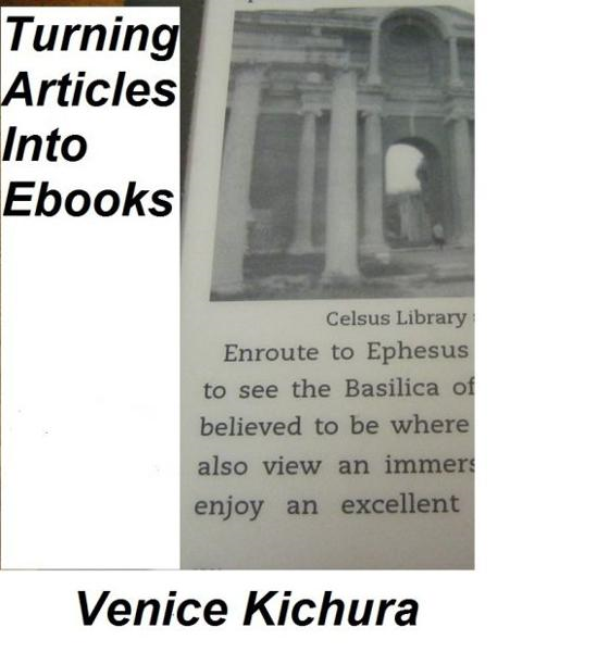 Turning Articles Into Ebooks