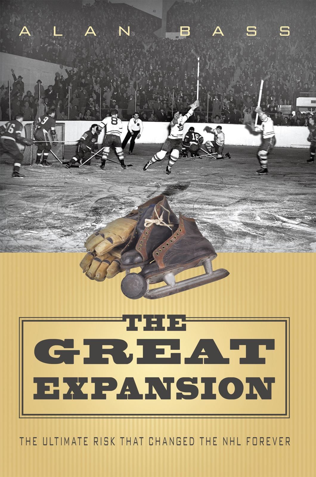The Great Expansion By: Alan Bass