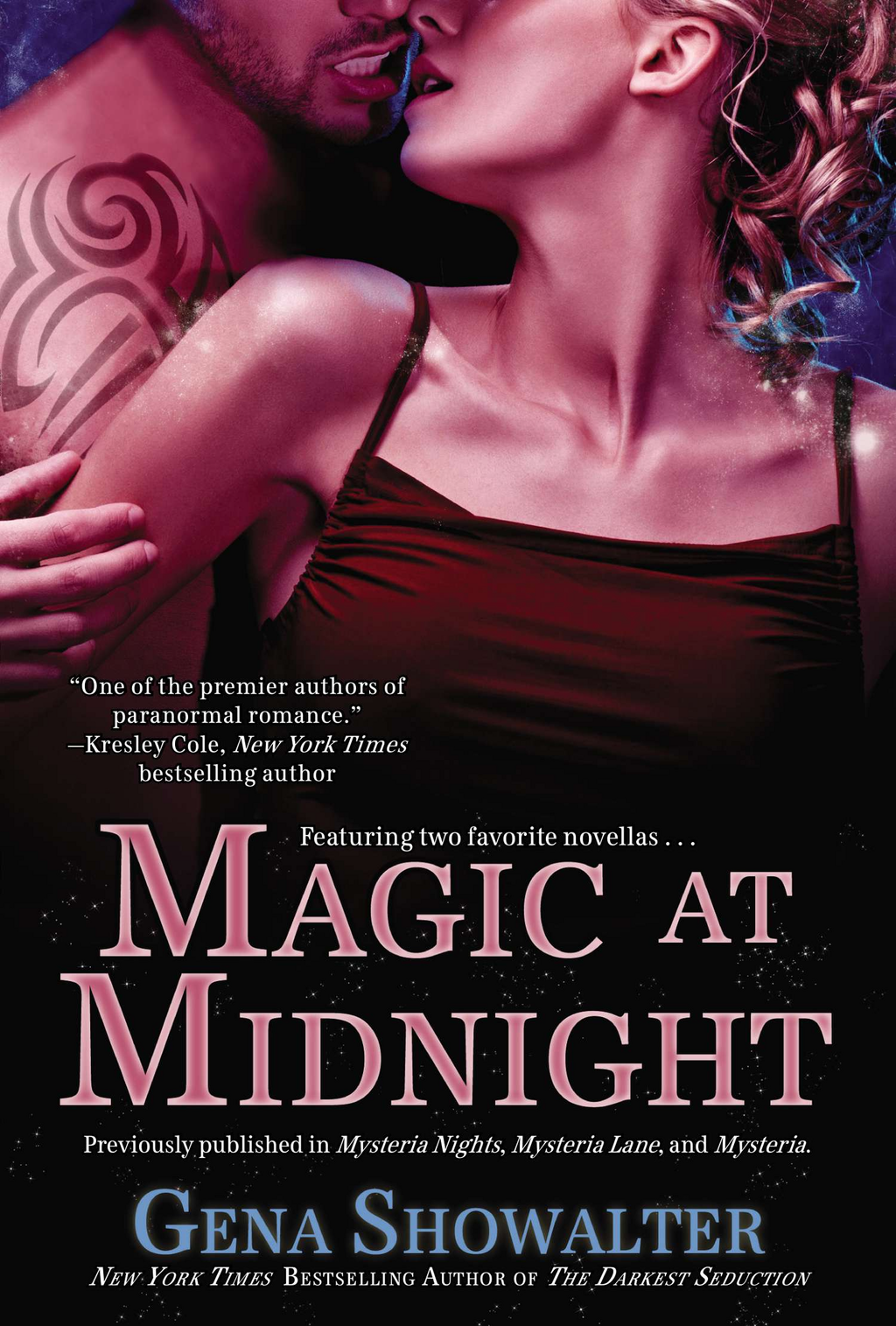 Magic at Midnight By: Gena Showalter