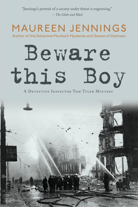 Beware This Boy By: Maureen Jennings