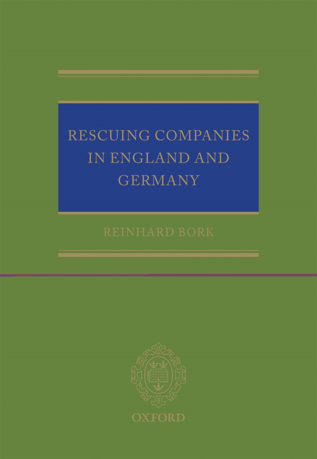Rescuing Companies in England and Germany